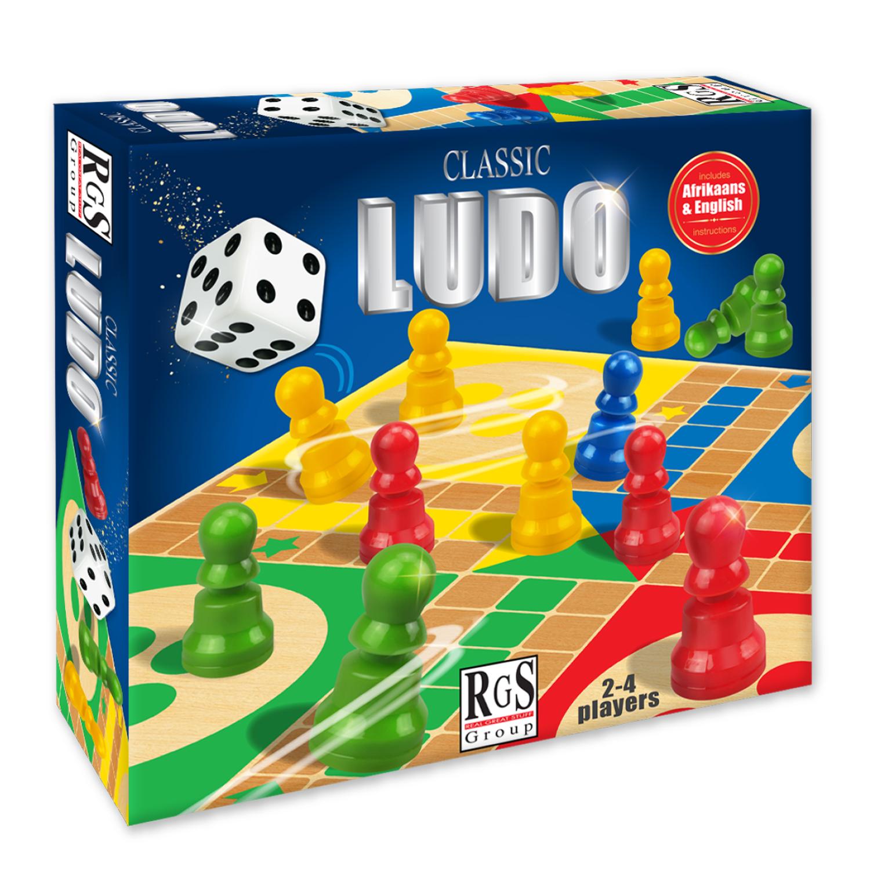 5197 Ludo Box