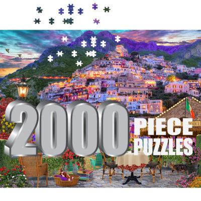 2000 pieces