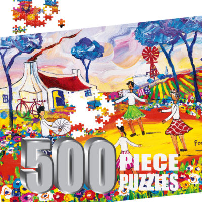 500 pieces